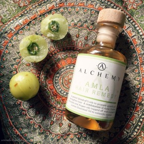 Alchemy Amla Hair Remedy For Curls Review