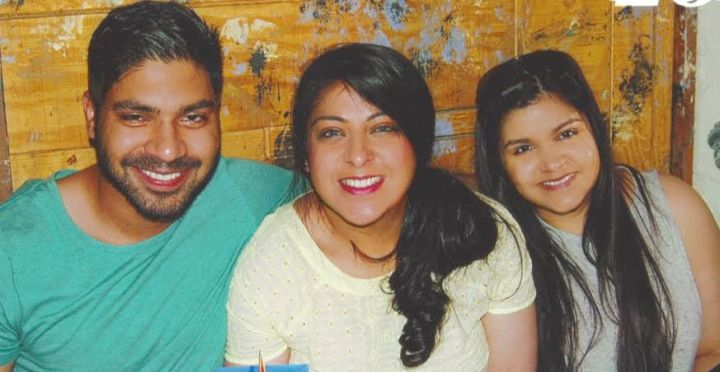 The Panglins, Alchemy founders and siblings from left to right: Navdeep, Ramandeep, Amandeep