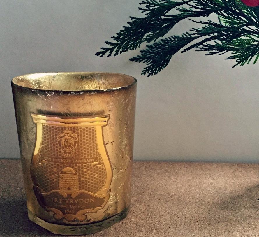 Gabriel Cire candle trudon
