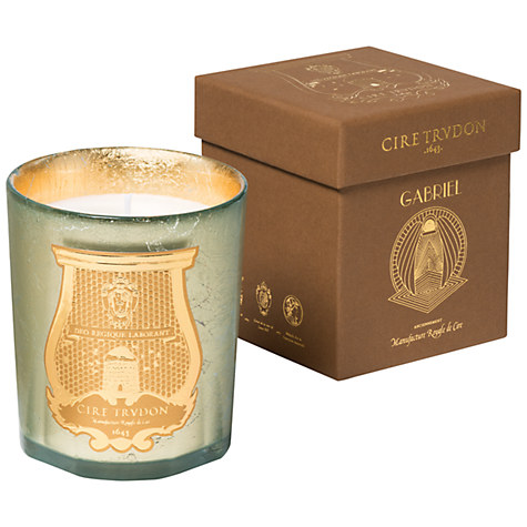 Gabriel Cire Trudon candle