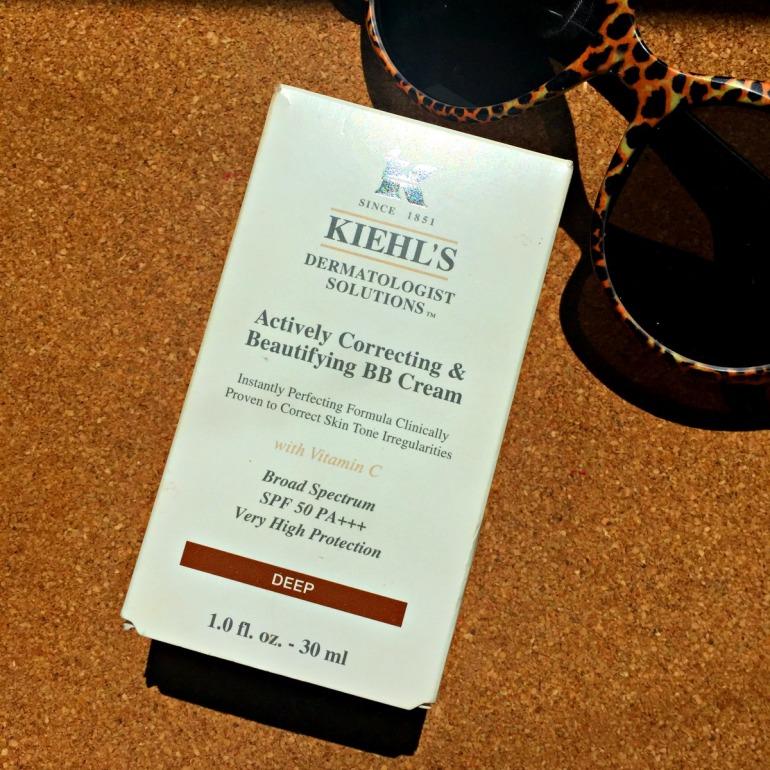 Kiehl's BB cream review