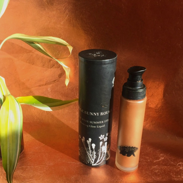 Rouge Bunny Rouge Bronzing Liquid review