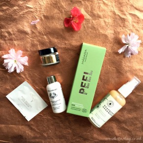 Green Beauty Box: April 2017 LoveLula