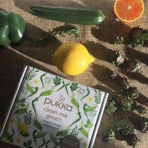 Spring Cleaning With Pukka Clean Me Green Wellbeing Kit