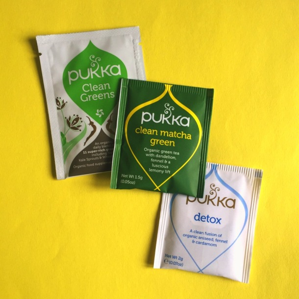 Pukka Clean Me Green kit