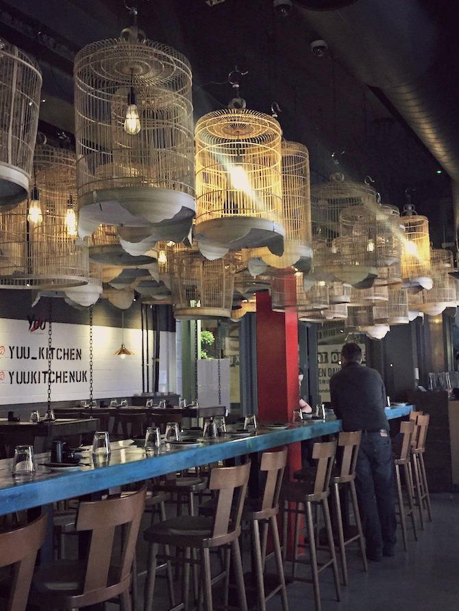 Yuu-Kitchen interior