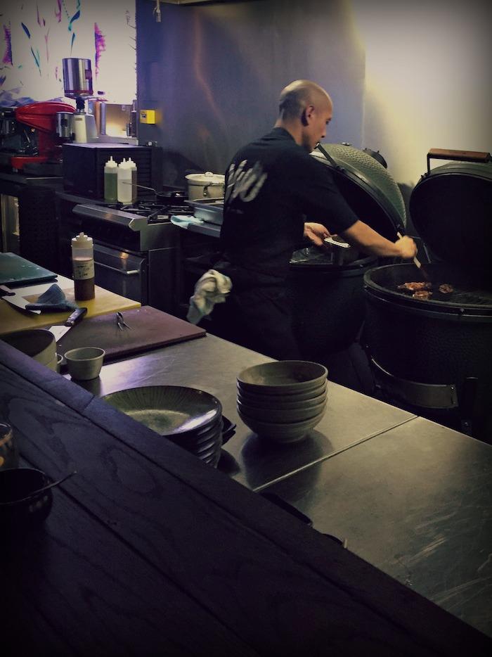 Jon de Villa, Head Chef, Yuu Kitchen