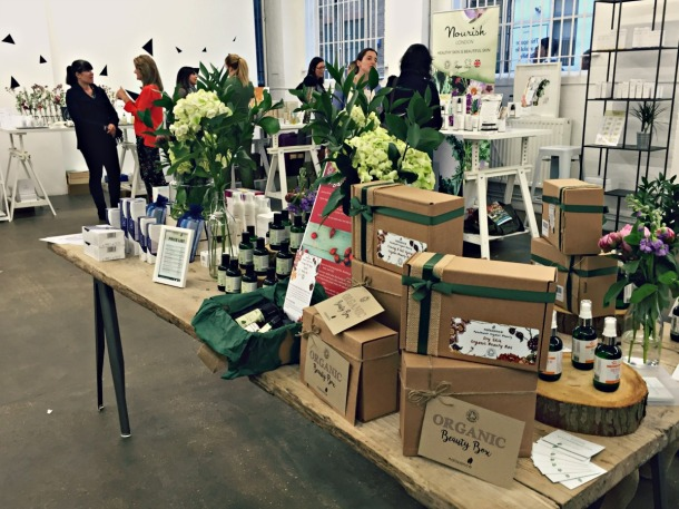 Soil Association Organic Beauty & Wellbeing Week pop-up