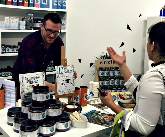 Viridian Nutrition - Soil Association Organic Beauty & Wellbeing Week pop-up