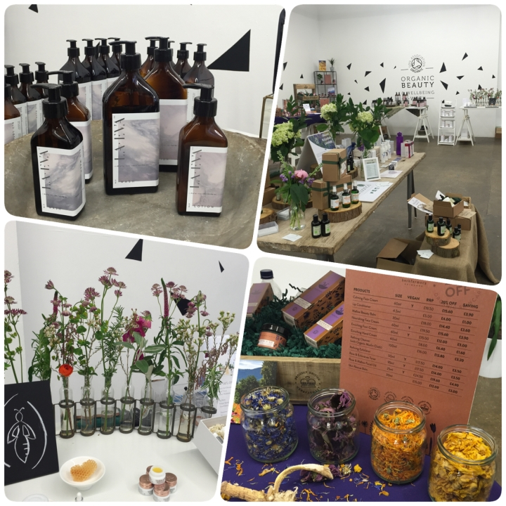 La-Eva, Naissance, Therapi Honey skincare, Herbfarmacy - Soil Association Organic Beauty & Wellbeing Week pop-up