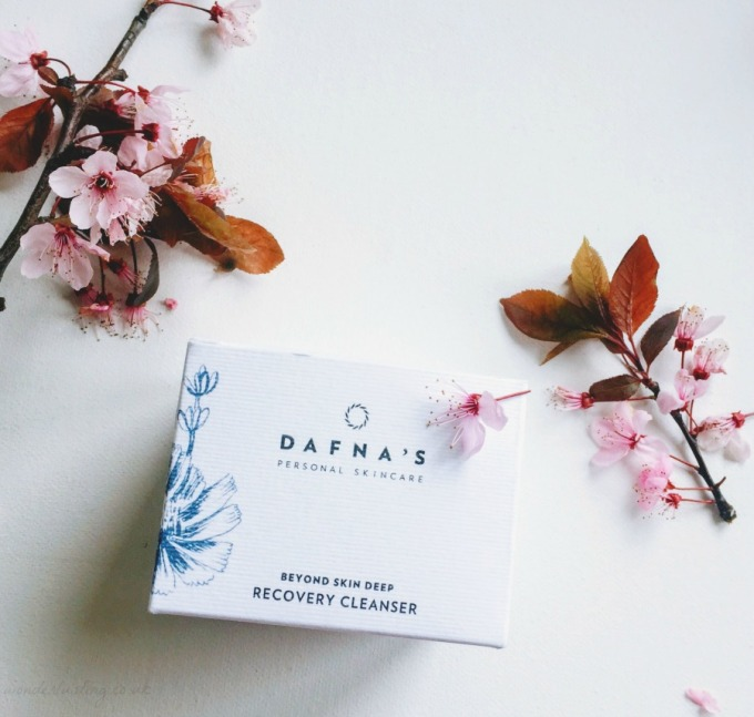 dafna's recovery cleanser review