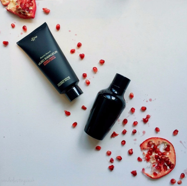 Frederic Malle body oil & shower cream review