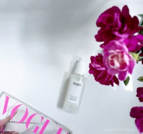 Feeling Curlylicious with OUAI Curl Jelly