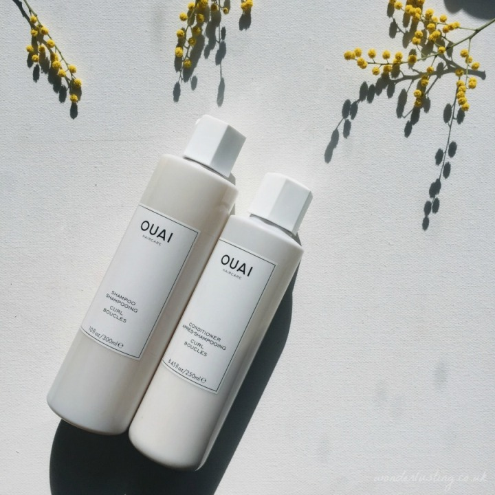 Ouai Curl Shampoo & Conditioner Review