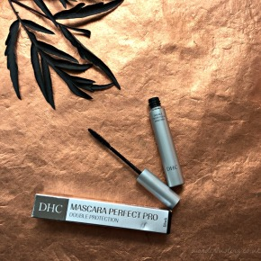 Emma Watson Made Me Do It: DHC Mascara Perfect Pro Double Protection Review