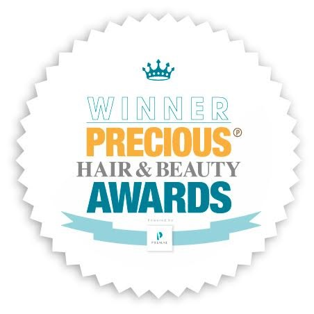 Best Blog, Precious Hair & Beauty Awards winner