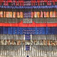 Poupee Bleue, Abdoulaye Konaté - Summer Exhibition