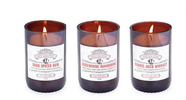 Sustainable Christmas Gifts - Spirited Candles