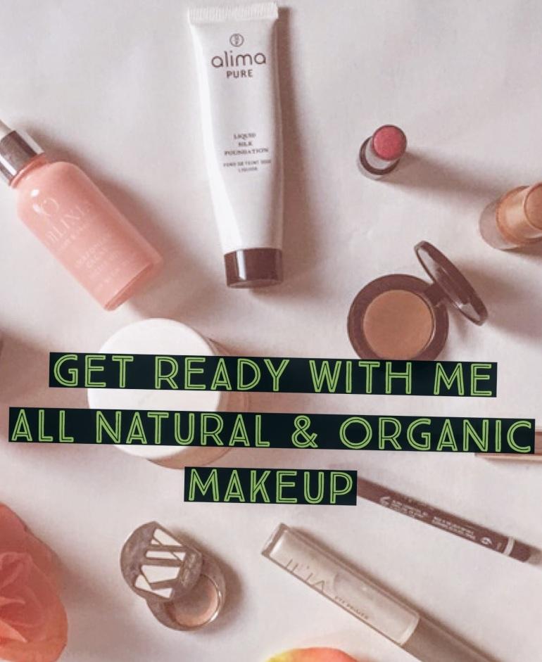 Green Beauty Makeup FOTD