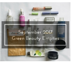 My Year of Green Beauty Empties: #6 Snog, Marry andAvoids