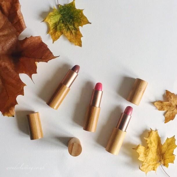 neek vegan lipstick review