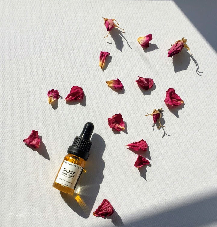 The Innate Life Rose Hair Elixir -VertueBox