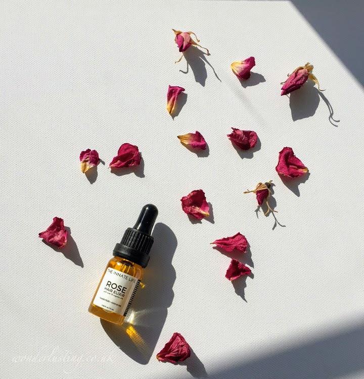 The Innate Life Rose Hair Elixir -VertueBox