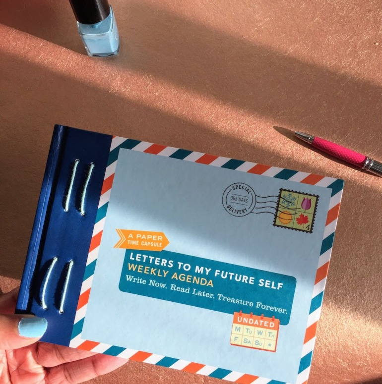 Letters To Myself Weekly Agenda review