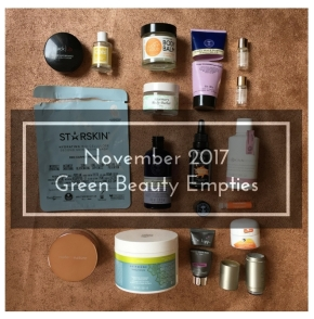 My Year of Green Beauty Empties #8: Snog, Marry and Avoids