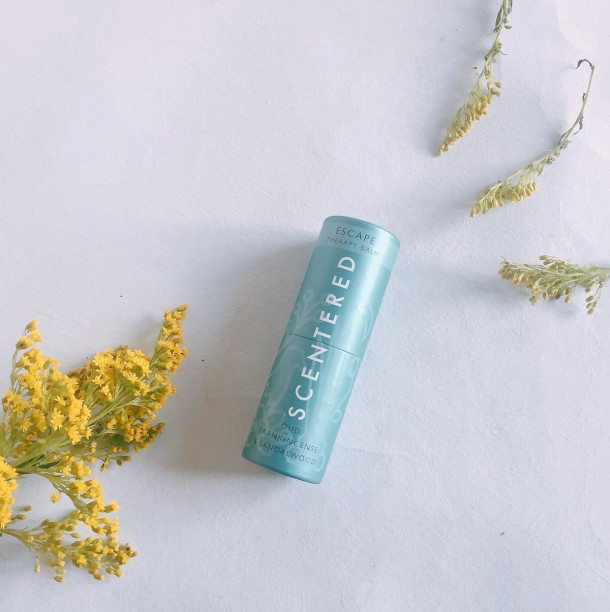 Scentered Escape Therapy Balm review