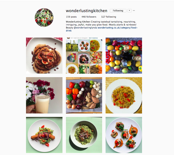 wonderlusting kitchen instagram