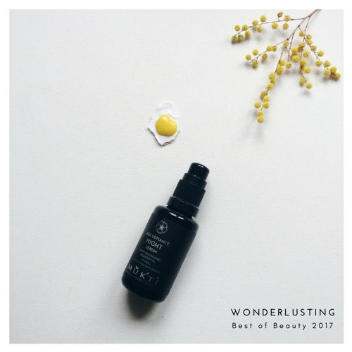 wonderloving 2017 Mukti Age Defiance Night Serum