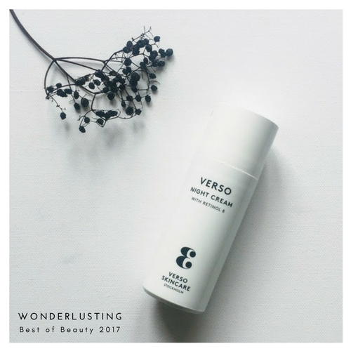 wonderloving 2017 verso night cream