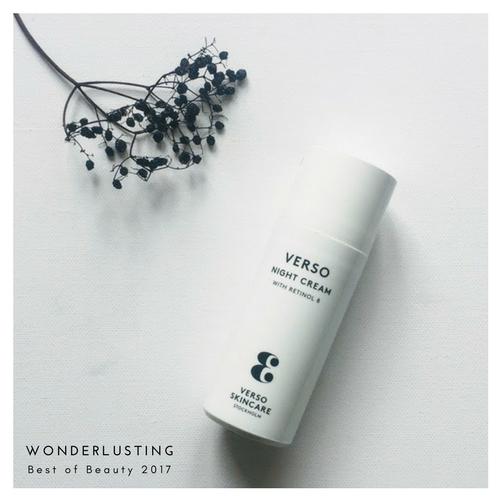 wonderloving 2017 verso night cream