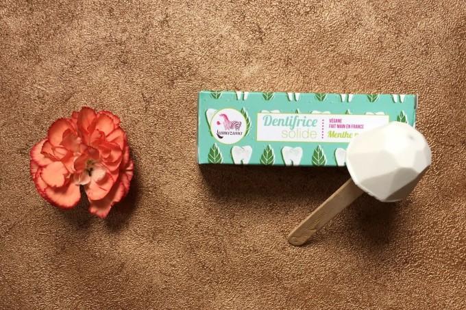 Lamazuna solid toothpaste review