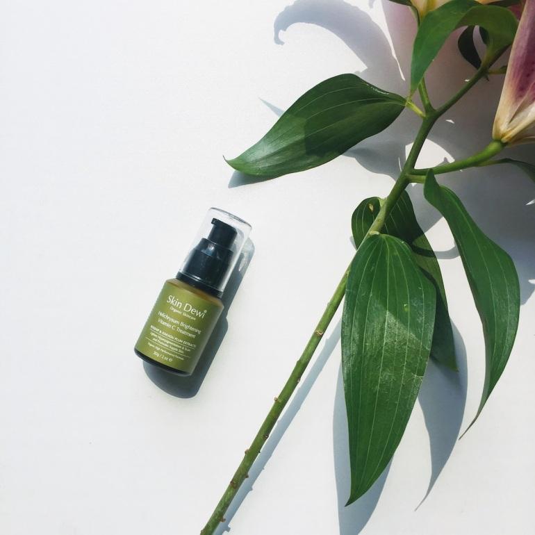 Skin Dewi Helichrysum Brightening Vitamin C Treatment review