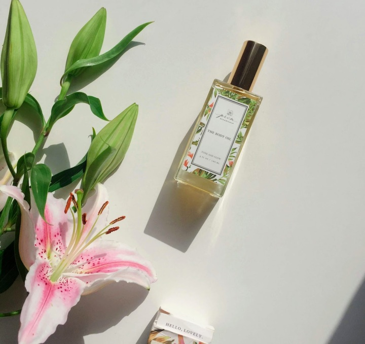 Prim Botanicals The Body Oil review