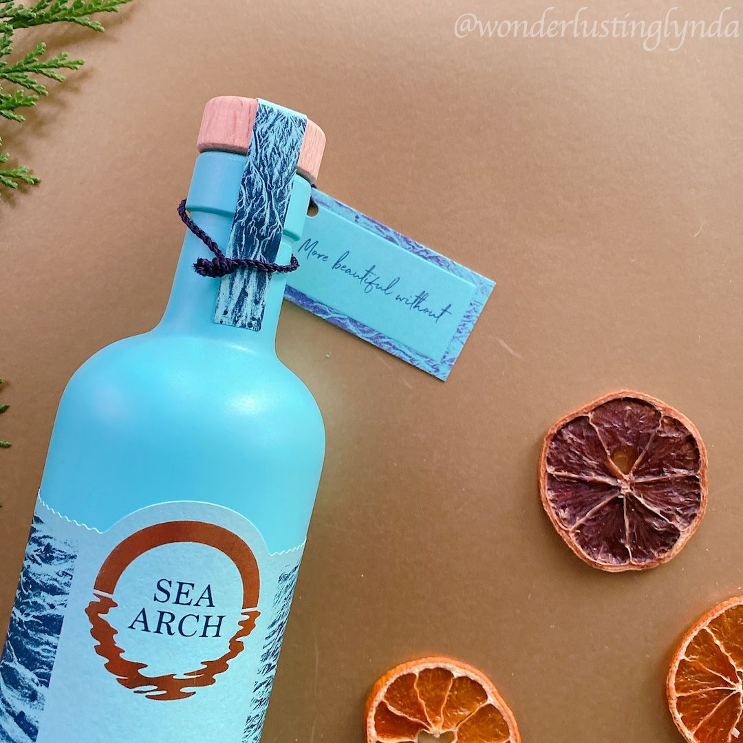 Sea Arch alcohol free gin review